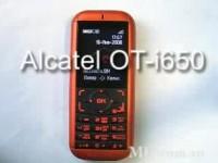 Видео обзор Alcatel OT-i650 Renoir