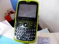 Миниобзор Alcatel OT-800
