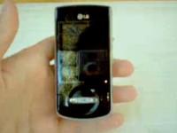 Видео обзор LG KF240