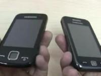 Видео обзор Samsung S5230 и S5600