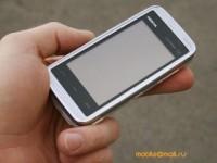 Видеообзор Nokia 5530 XpressMusic. Самый недорогой смартфон с сенсорным экраном