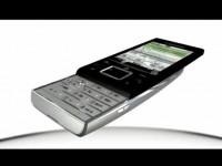 Демо-видео Sony Ericsson Hazel