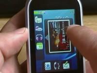 Видео-обзор Alcatel ONETOUCH 708 MINI