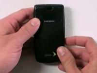 Видео обзор Samsung M610 от PhoneScoop.com