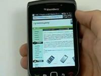 Видео обзор BlackBerry 9800 Torch: Интернет