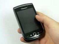 Видео обзор BlackBerry 9800 Torch: Внешний вид