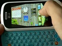 Видео обзор LG GT350 Town: Интерфейс