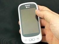 Видео обзор LG GT350 Town: Внешний вид