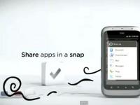 Промо видео HTC Wildfire S