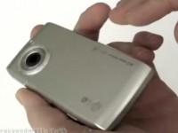 Видео обзор LG GM360 Viewty Snap