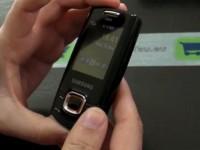 Видео обзор Samsung C5130
