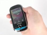 Видео обзор Samsung M5650 Lindy