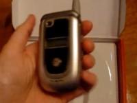 Видео обзор Motorola V235