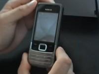 Видео обзор Nokia 6208c