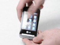 Видео обзор LG T315