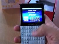 Видео обзор Motorola MOTOKEY XT EX118
