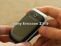 Видео обзор Sony Ericsson Z310