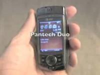 Видео обзор Pantech Duo