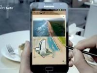 Рекламный ролик Samsung i9220 Galaxy Note