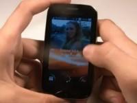 Видео обзор Sony Ericsson Mix Walkman