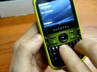 Видео обзор Alcatel One Touch 800