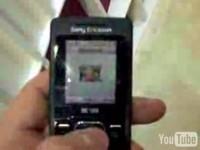 Мини обзор Sony Ericsson T303