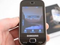 Видео обзор Samsung B5722 Duos