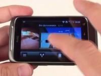 Видео обзор HTC Wildfire S
