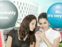 Рекламный ролик LG Optimus Me P350