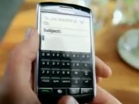 Рекламный ролик BlackBerry Storm 9530