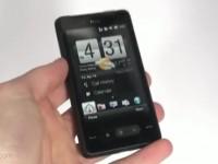 Видео обзор HTC HD mini
