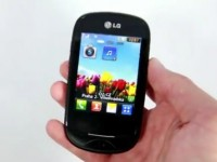 Видео обзор LG T500