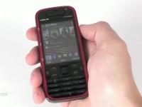 Видео-обзор Nokia 5730 XpressMusic