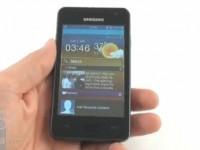 Видео обзор Samsung S7250 Wave M