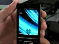 Видео обзор Sony Ericsson J20 Hazel