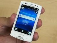 Видео обзор Sony Ericsson XPERIA mini pro