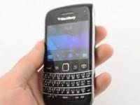 Видео-обзор BlackBerry Bold 9790