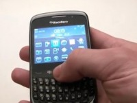 Видео обзор BlackBerry Curve 3G 9330