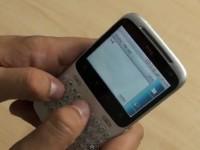 Видео обзор HTC ChaCha