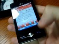 Видео-обзор LG KS20