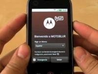 Видео обзор Motorola DEXT MB220