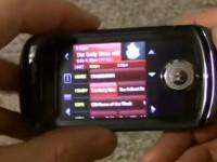 Видео обзор Motorola Krave ZN4