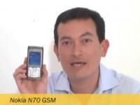 Видео обзор Nokia N70