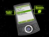 Демо видео HTC P3300 (Artemis)