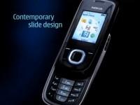 Демо видео Nokia 2680 slide