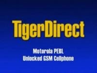 Видео обзор Motorola PEBL от TigerDirectBlog