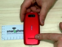 Nokia Asha 305 - корпус, дисплей, режим 2SIM, цена