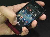 Наш видео-обзор Sony Xperia miro