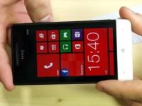 Видео обзор HTC 8S