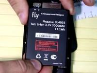 Видео обзор Fly IQ 4411 Quad Energie 2